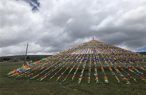 2019年西藏自驾之旅第4天:翻山越岭,三号车发生交通事故