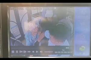 """银川女子抢夺公交方向盘哭喊""""大家一起死""""被刑拘"""
