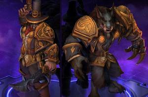 《魔兽世界》第三批旧种族传承:狼人与地精