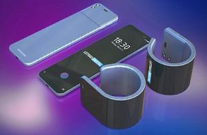 三星新专利曝光:手机可变身腕表