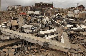 中国历史上伤亡最大的4次大地震,最强的达到9级,死伤83万人