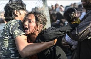 叙利亚难民现状:人口买卖猖獗,严重缺乏食品和饮用水