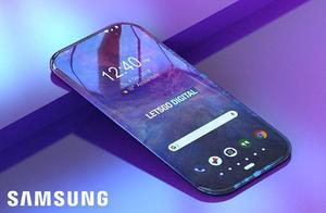 三星手机再有新专利曝光,真正无边框手机正在酝酿
