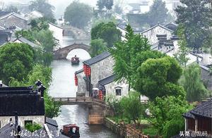 """名人最多的江南古镇 美景不输周庄 被誉千年""""水码头""""却少有人知"""