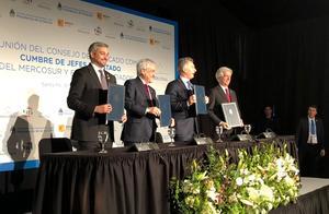 阿根廷领南美四国签署协议 将正式申办2030世界杯