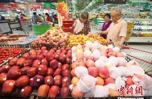 统计局回应物价上涨:时令水果上市 价格会趋于稳定
