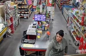 阿根廷女警遭停职 竟化身劫匪打劫华人超市