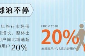 飞猪2018年度旅行报告:出境游、95后、三四线城市消费者成旅行新势力