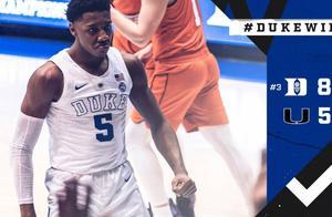 NCAA-巴雷特准三双 杜克大胜30分结束连败