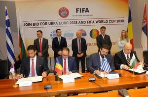 希腊等欧洲四国将联合申办28年欧洲杯,或30年世界杯