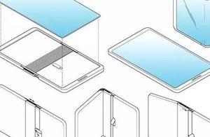 三星双折叠、外对折手机新专利曝光