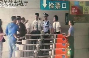 乘客买短乘长拒补票并辱骂推搡工作人员被行政拘留