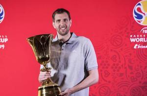 退役不退休!诺维茨基成为2019国际篮联篮球世界杯全球大使