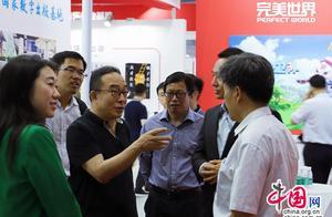 完美世界控股集团亮相第十五届深圳文博会