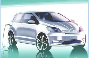 5天后亮相!斯柯达首款纯电动车 或18万元起售