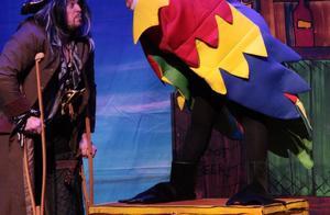 """""""有史以来最好看的海盗小说""""改编, 美国原版儿童剧《金银岛》来啦!"""