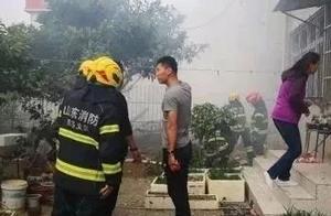 惨痛 | 青岛一居民楼疑似燃气爆燃 1死7伤!同类事故这样预防!