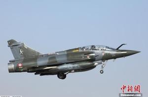 遭遇恶劣天气 7架法国战斗机在印尼紧急降落