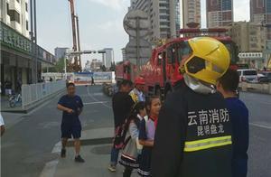 官方:塘子巷天然气泄漏系施工损坏 暂未影响周边居民用气