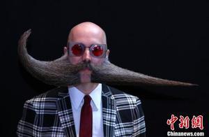"""世界胡子锦标赛 这可能是世界上最""""胡""""来的比赛"""