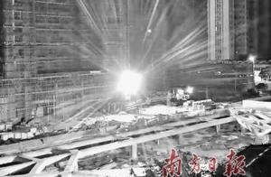 多次被投诉约谈,建筑工地缘何持续夜间施工?
