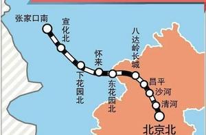 【倒计时专题】京张高铁—— 打通北京冬奥会交通主动脉