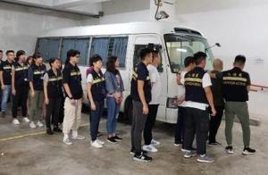 """香港入境处开展""""曙光行动""""反非法劳工 共拘捕32人"""