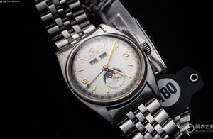 经典巡礼 劳力士Ref.6062不锈钢全历腕表