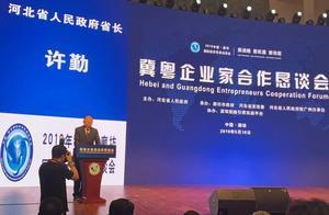鹰眼无人机亮相2019中国·廊坊国际经洽会