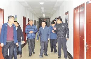 """杨国宏在对""""十四冬""""主场馆建设情况调研时要求 压实责任 挂图作战 高质量高标准完成各项建设任务"""