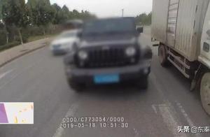 行驶证和车牌均造假 男子上路被交警拦挡处罚