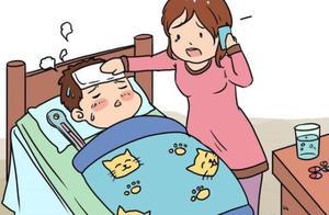 孩子反复发烧不退?两种常用的物理降温方式,之前你可能用错了