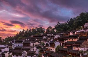"""在婺源,遇见""""台湾九份"""",一座山一座城,一场慢慢人生"""