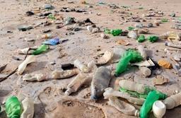 触目惊心!塑料垃圾已在偏远岛屿上堆积如山