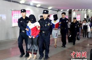 湖北警方摧毁一跨国网络淫秽色情直播犯罪团伙