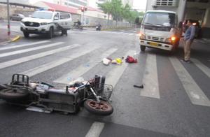 视频|触目惊心!上海交警公布多起非机动车骑车人死亡且占全责交通事故