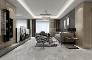新房145平米四居室现代风格,装修只用了7万,谁看谁说划算!-金地南湖艺境装修