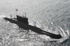 """伊朗军官:伊朗可以用""""秘密武器""""击沉美国船只"""
