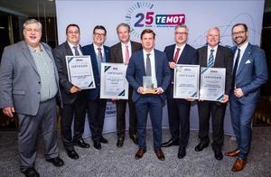 舍弗勒汽车售后荣获TEMOT国际多项大奖