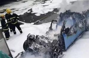 特斯拉自燃 让我们正视电动车安全问题