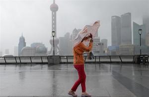 今年影响上海台风较常年偏强