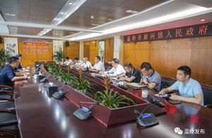 """徐仁标到新河督查暗访平安工作 重点整治""""厂中厂""""乱象"""