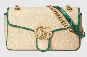 Gucci夏季新品又要掏空我的钱包!新品我最推荐这几款!