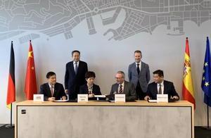 「图」大众和江淮签署战略合作:智慧城市项目将落户安徽合肥