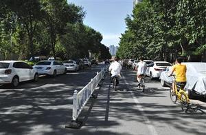 自行车出行调查:机动车占道影响最大
