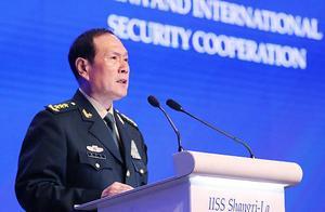 中国防长:不能因为老总曾是军人,就认为华为和军方有关