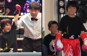 邹市明谈8岁拳击女孩:要用知识控制拳头