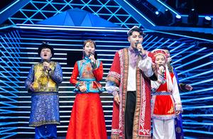 《巅峰之夜》唱响团现场问谢娜张杰签名爆笑全场
