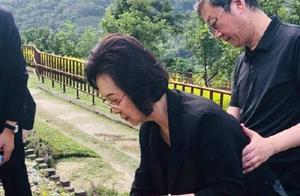琼瑶丈夫平鑫涛去世,悼文追忆二人情感历程