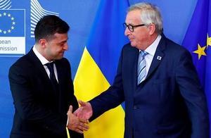 乌克兰新总统首访赴欧 向俄施压结束乌东部冲突